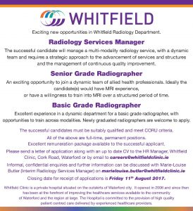 Exciting job opportunities at Whitfield