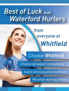 Best of luck to the Waterford Hurlers